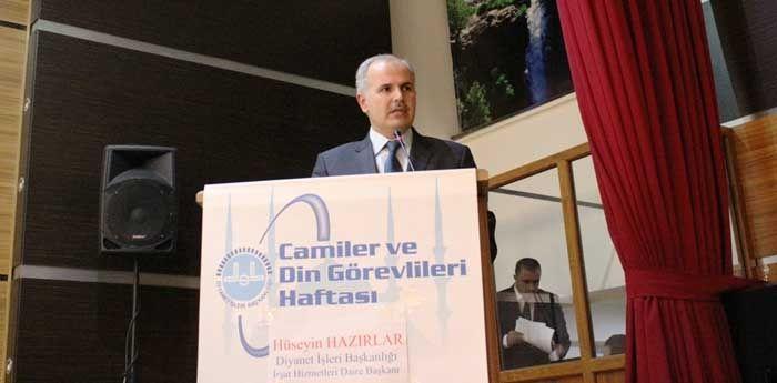 Siirt'te Cami Ve Namaz'la Arınma Konferansı