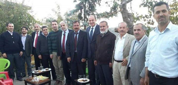Kahramanmaraş'ta Yeni Yönetim Göreve Başladı