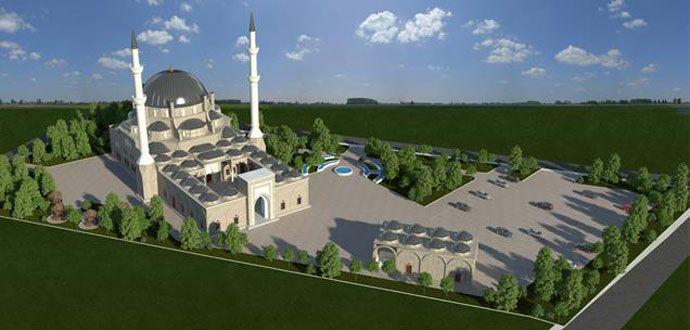 Cibuti'de Osmanlı Camisi Hizmete Açılıyor