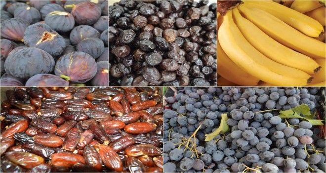 Kur'an-ı Kerim'de İsmi Geçen Gıdalar