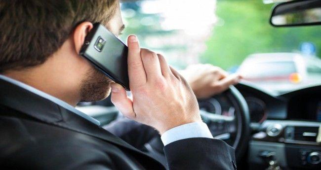 Araç Kullanırken Telefon Kullanmak Öldürür