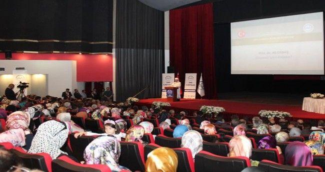 Diyanet İşleri Başkanı Erbaş İzmir'de
