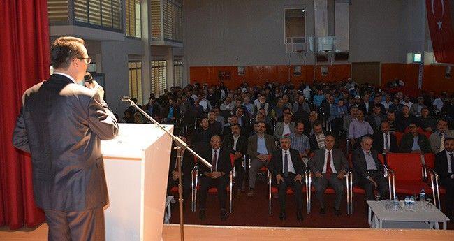 Sinop'ta Camiler Haftası Böyle Kutlandı