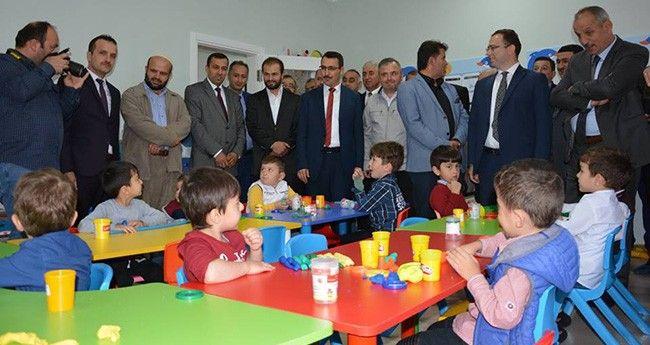 Türkeli'de 4-6 Yaş Kur'an Kursu Dualarla Açıldı