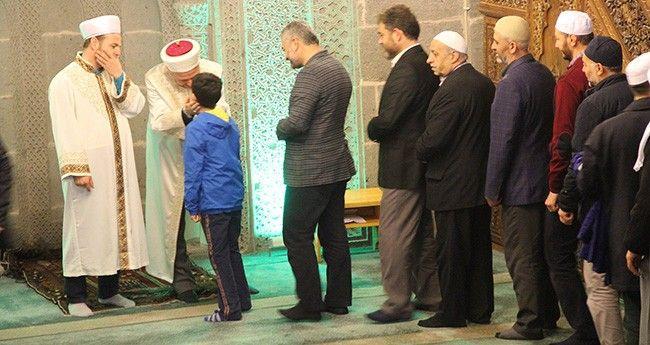 Müftü Güven: Camilerimiz Cemaatiyle Güzeldir