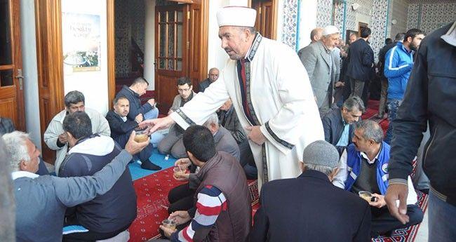 Iğdır Ulu Camii'nde Şehitlerimize Vefa