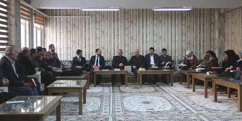 Kayseri'de İlmi Müzakere Toplantısı Yapıldı