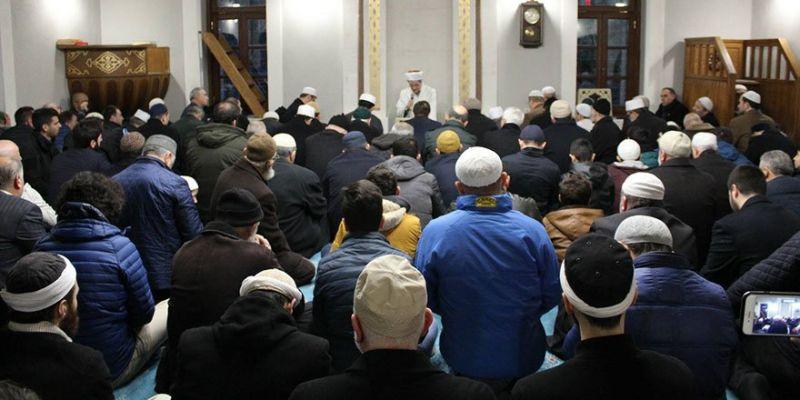 Sarıyer'de 'Şehitlerimize Dua ve Vefa' Programı