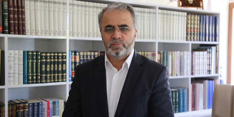 Başkan Yardımcısı İşliyen'den Diyarbakır'a Veda