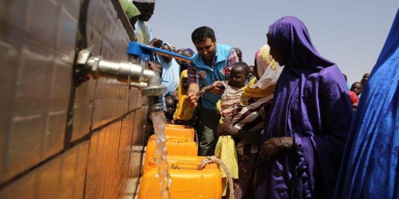 TDV Afrika'da 48 Su Kuyusu Açtı