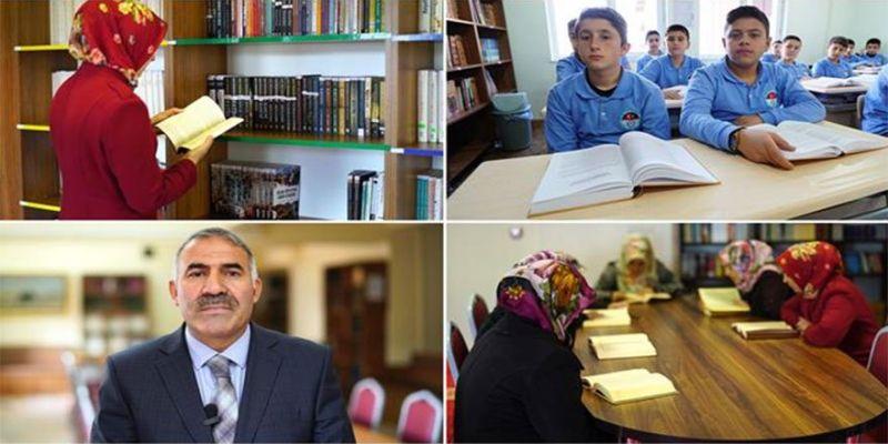Semt kütüphanesi Projesi Hayata Geçirildi