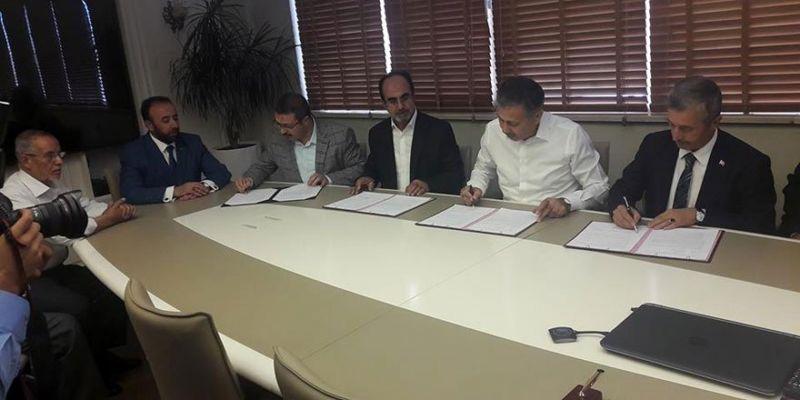 Hoşgör Fatih Kur'an Kursu Protokolü İmzalandı