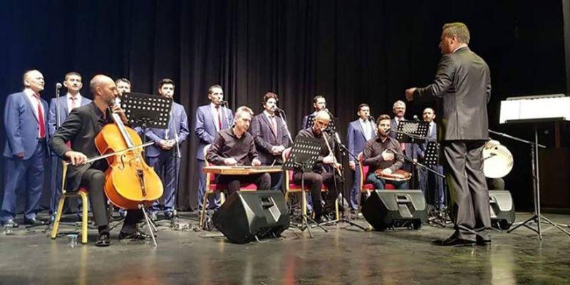 Din Görevlileri Musiki Konseri Verdi