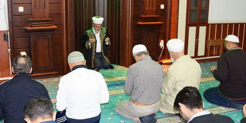 Giresun'daki Camiler İhya Oluyor