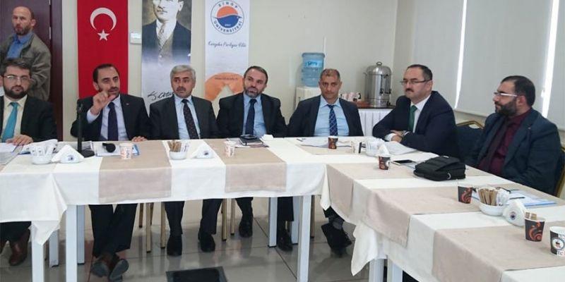 Sinop'ta 2018-2019 Umre Çalışmaları Başladı