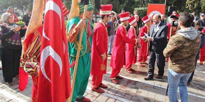 Sakarya'da Mevlid-i Nebi Haftası Mehteranla Başladı
