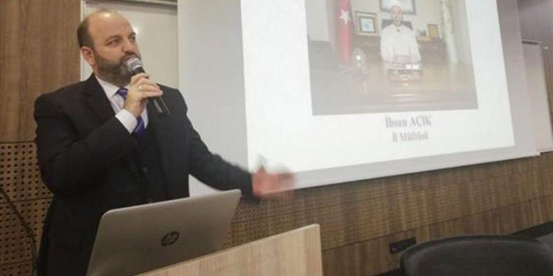 Sakarya'da Mevlid-i Nebi Konferansı Düzenlendi