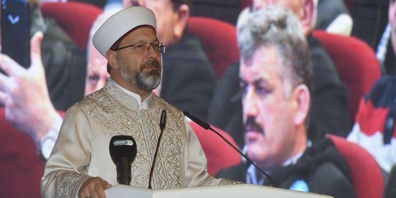 Diyanet İşleri Başkanı Erbaş: Türkiye Bir Numara
