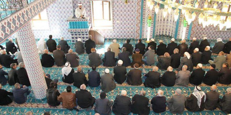 Bin 500 Kapasiteli Cami İbadete Açıldı