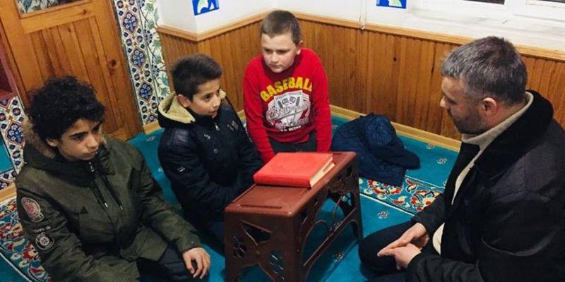 """Şarköy'de """"Gençliğe Değer"""" Projesi"""