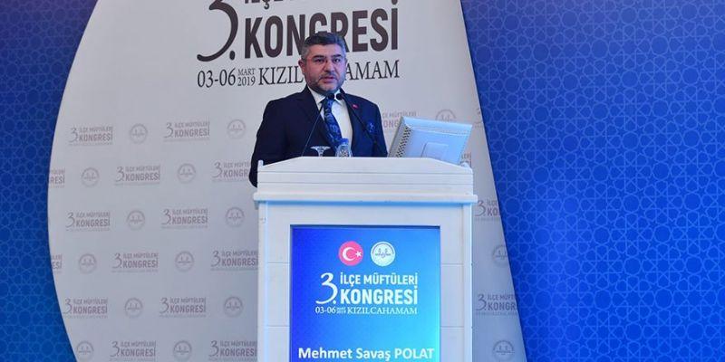 Polat: Dünyanın En Büyük STK'sıyız!