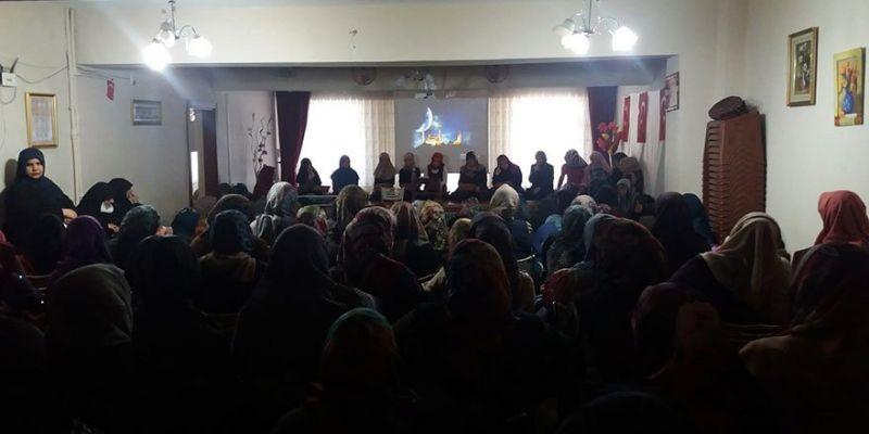 Karasu'da Bayanlar İçin Kandil Programı