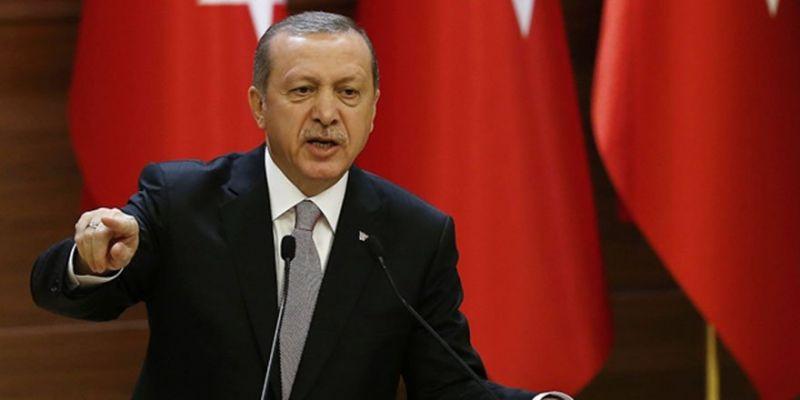 Erdoğan: Golan'ın İşgaline İzin Vermeyiz!