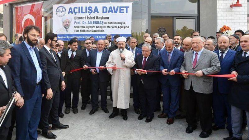 Serdivan Diyanet Gençlik Merkezi Açıldı