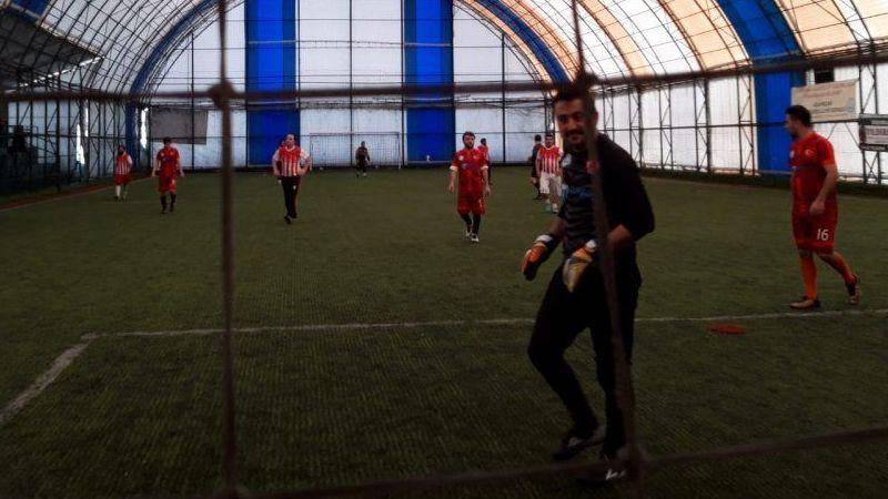 Müftülükler Arası Futbol Turnuva Yapıldı