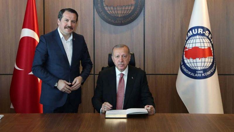 Cumhurbaşkanı Erdoğan: YSK Noktayı Koyduysa İş Bitmiştir!