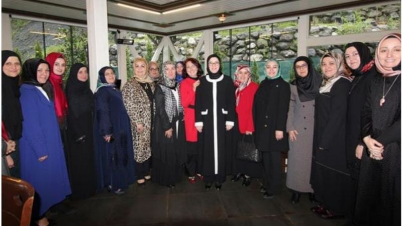 Sakarya'da Hanımlara Özel Huzur Dersi