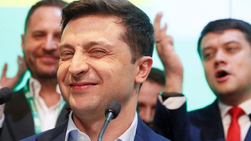 Ukrayna'nın Yeni Başkanı Yahudi Asıllı