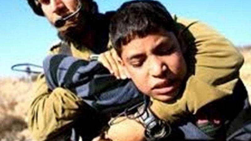 Filistinli Çocuk Esirlere Para Cezası