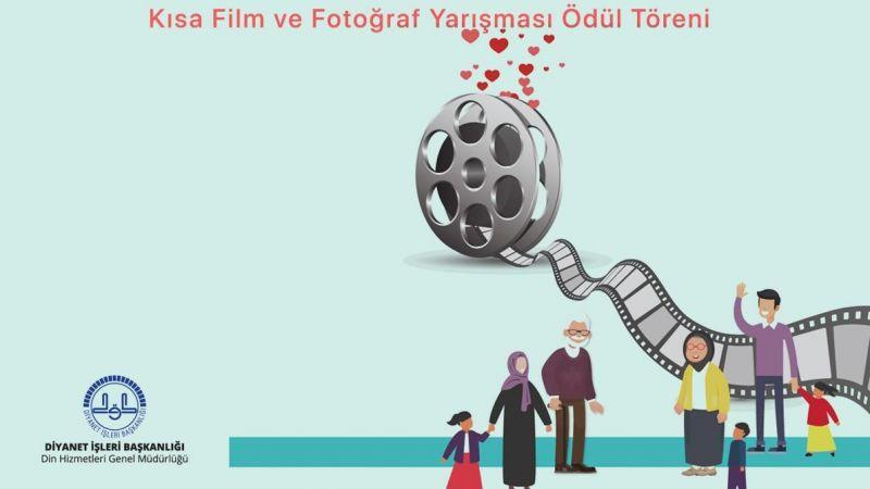 Kısa Film ve Fotoğraf Yarışması Ödül Töreni