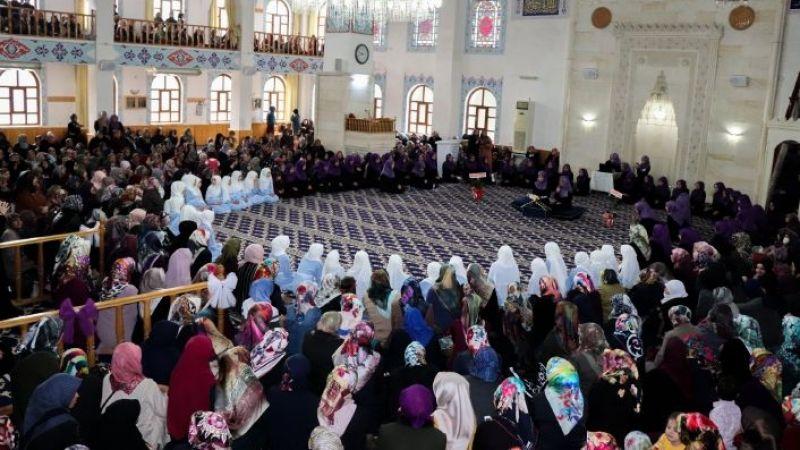 Çankırı'da 41 Hafız İçin İcazet Töreni Düzenlendi
