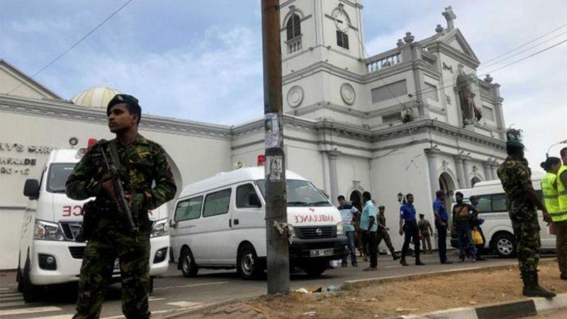 Sri Lanka'da 3 Patlama Daha Oldu!