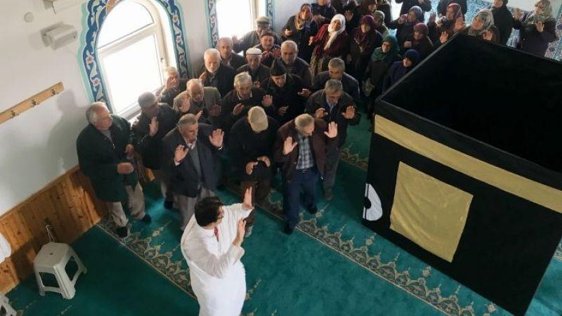 Konya'da Hac Seminerleri Devam Ediyor