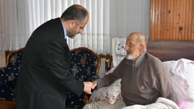 Vakfıkebir Müftülüğü'nden Hastalara Ziyaret