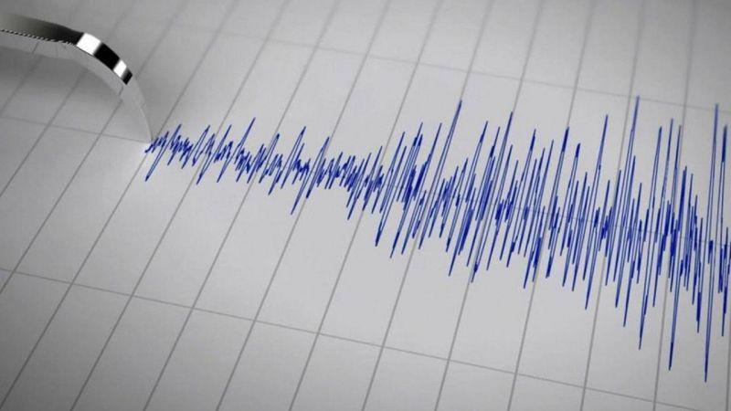 Marmaris Güne Korkuyla Başladı! 4,8 Büyüklüğünde Deprem Oldu