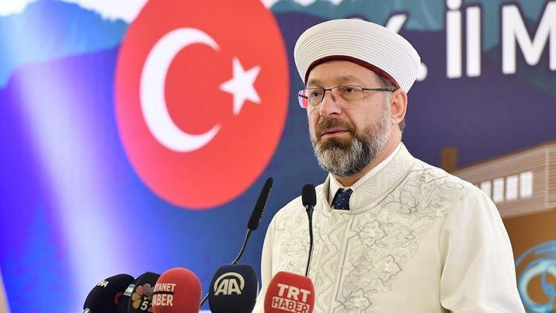 Ali Erbaş Uyardı: Ramazan Ayına Gölge Düşürmeyin!