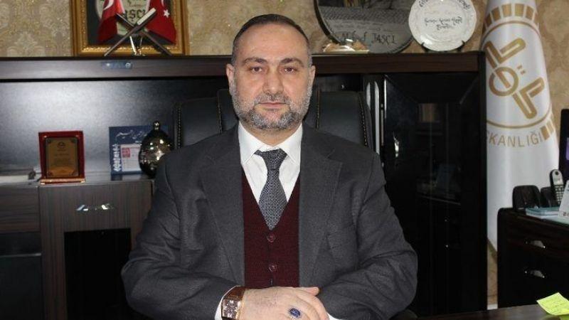 Adıyaman İl Müftüsü Mehmet Taşcı