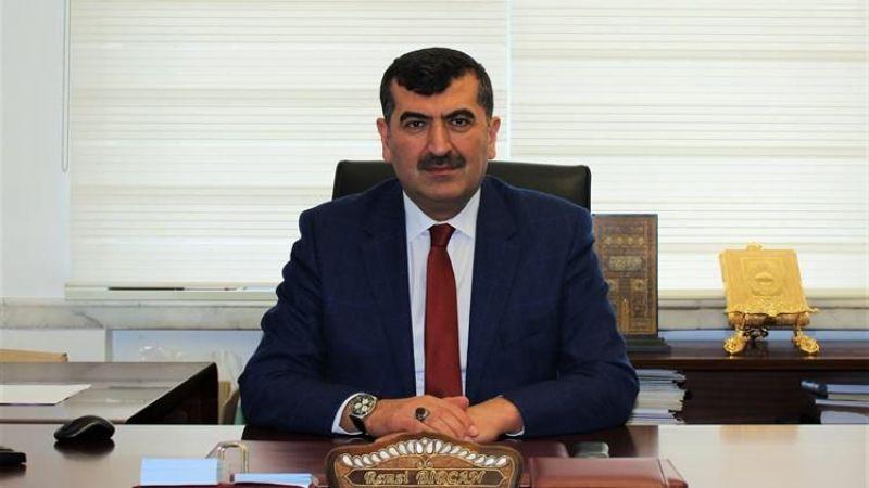 Diyanet İşleri Başkanlığı Hac Hizmetleri Daire Başkanı Remzi Bircan