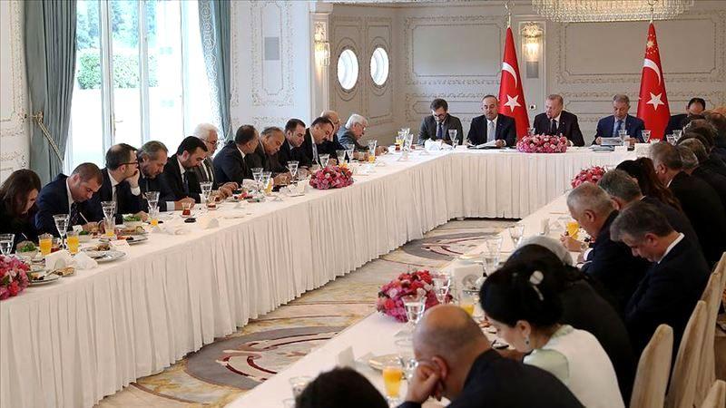 Erdoğan: Güvenliğimizi garantiye almaya çalışıyoruz