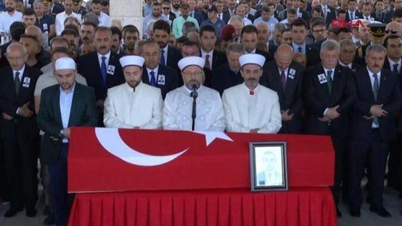 Şehit Osman Köse toprağa verildi