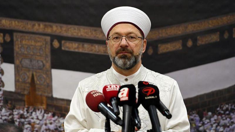 Ali Erbaş Mekke