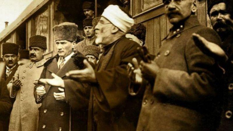 Atatürk'ün ismi hutbelerde neden yok?