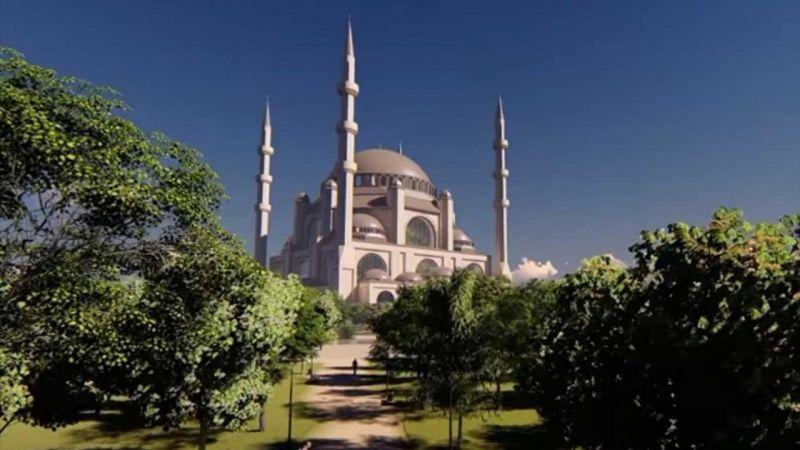 'Cuma Camii' hazımsızlığı devam ediyor