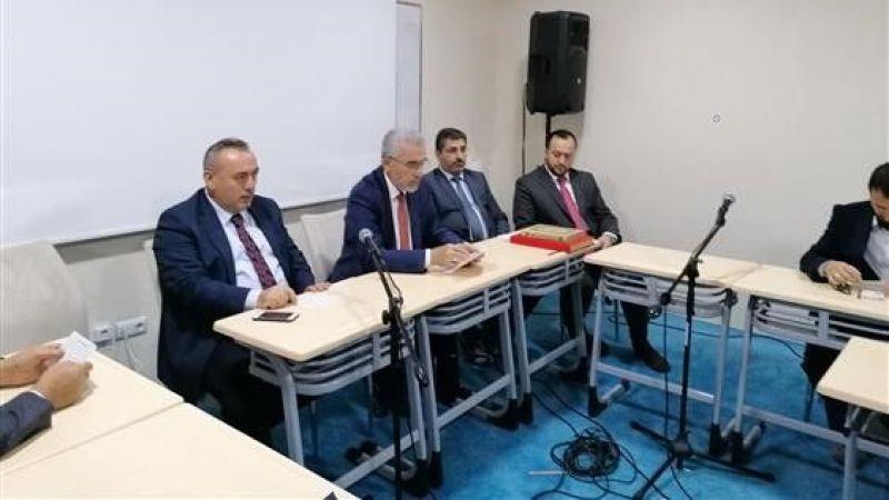 Ankara Müftülüğü Tashih-i Huruf Kursu eğitimi başladı