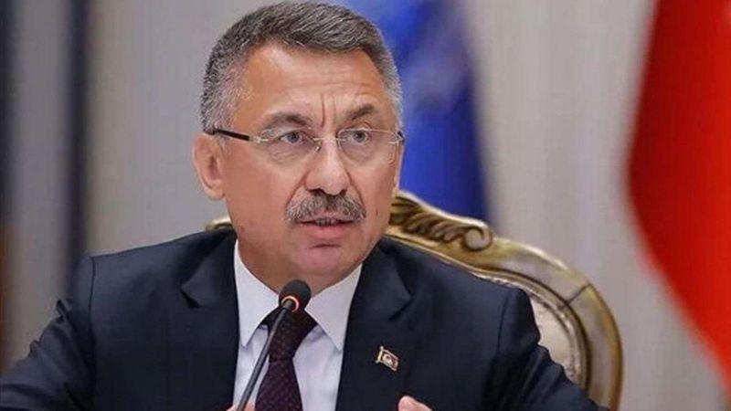 Fuat Oktay'dan Ermenistan'a tepki