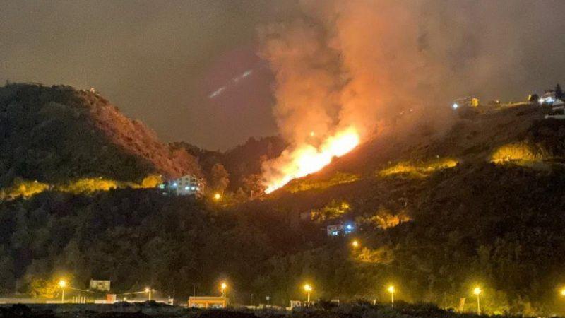 Şimdi de Trabzon yanıyor!